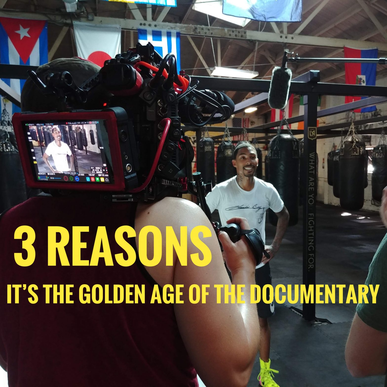 3 Reasons It's the Golden Age of the Documentary